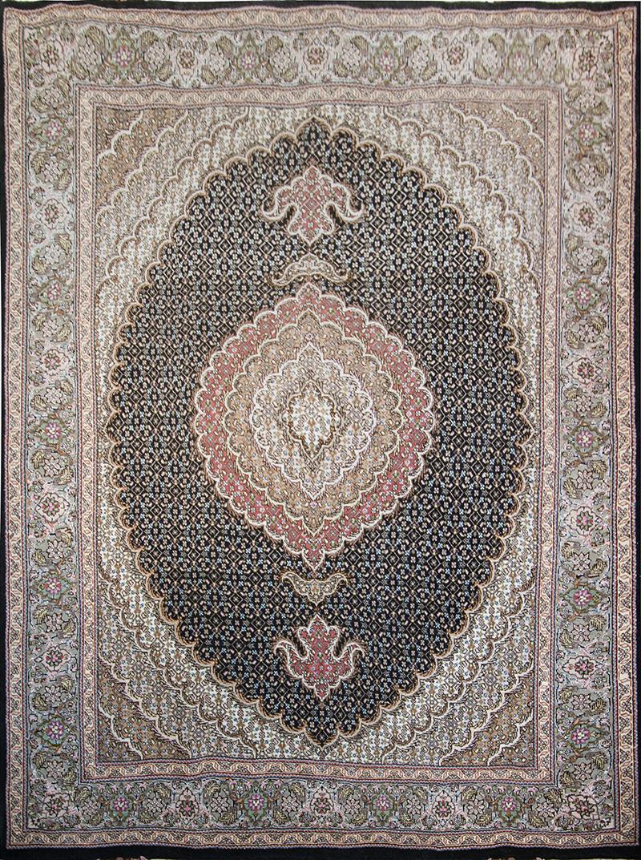قالیچه طرح ماهی